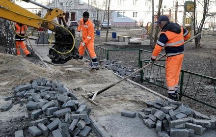 В Нижнем Новгороде осушили 30-летнюю лужу