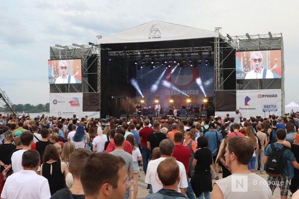 Фестиваль «Рок Чистой Воды» пройдет в Нижнем Новгороде 24 июля