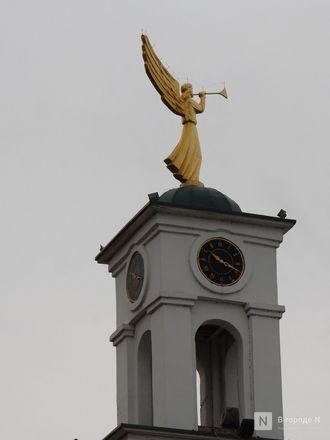 Хранители времени: самые необычные уличные часы Нижнего Новгорода - фото 49
