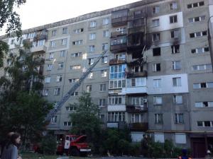 Три человека пострадали при взрыве газа в жилой многоэтажке на Автозаводе