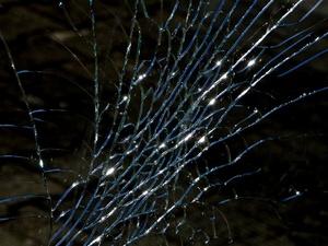 Пьяный водитель Mitsubishi вылетел в кювет в Урени