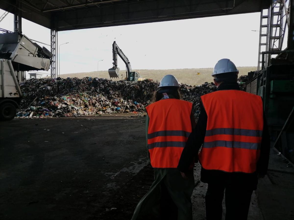 Новую систему контроля внедряют на мусорных полигонах Нижегородской области - фото 1