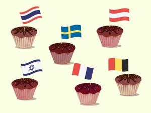 Яства зарубежные: готовим традиционные блюда других стран, пока границы закрыты