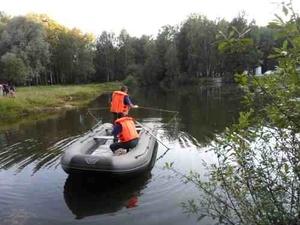 Тело мужчины обнаружено в озере в Семенове