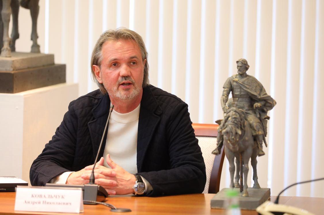Создание памятника Александру Невскому обсудили в Нижнем Новгороде - фото 1