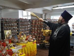Освященные куличи и творожные пасхи появятся в нижегородских магазинах