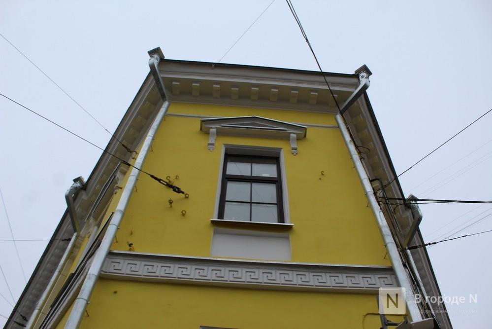 Новые «лица» исторических зданий: как преображаются старинные дома к 800-летию Нижнего Новгорода - фото 28