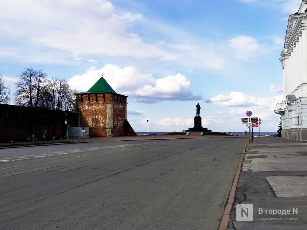 Нижний Новгород занял третье место по самоизоляции на прошедшей неделе - фото 1