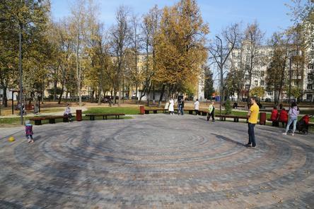 Голосование по благоустройству на 2022 год стартует в Нижнем Новгороде 26 апреля