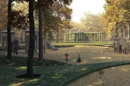 Детское кафе появится в парке «Швейцария» в Нижнем Новгороде