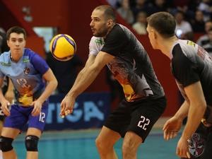 Нижегородские волейболисты обыграли команду из Сургута