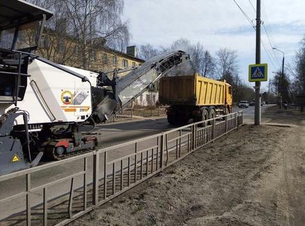 В 2,5 млрд рублей оценили ремонт нижегородских дорог в 2020 году