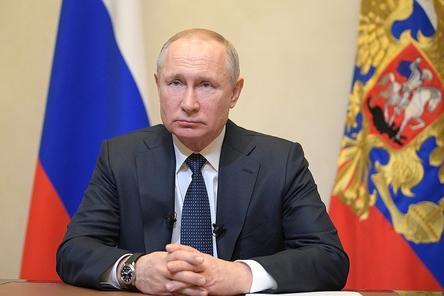 Путин отменил поездку в Нижегородскую область из-за непогоды