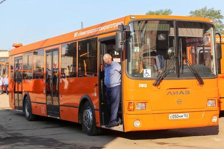 На дороги Нижнего Новгорода вышли 150 новых автобусов (ФОТО)
