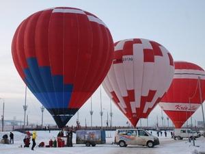 Фиеста воздушных шаров пройдет в Нижнем Новгороде 14 марта