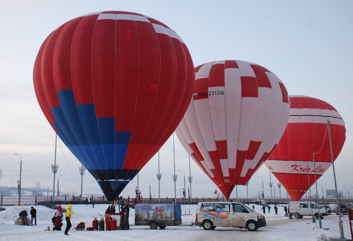 Фиеста воздушных шаров пройдет в Нижнем Новгороде 14 марта - фото 1