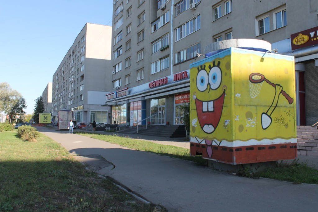 300 незаконных рекламных конструкций будут демонтированы вНижнем Новгороде