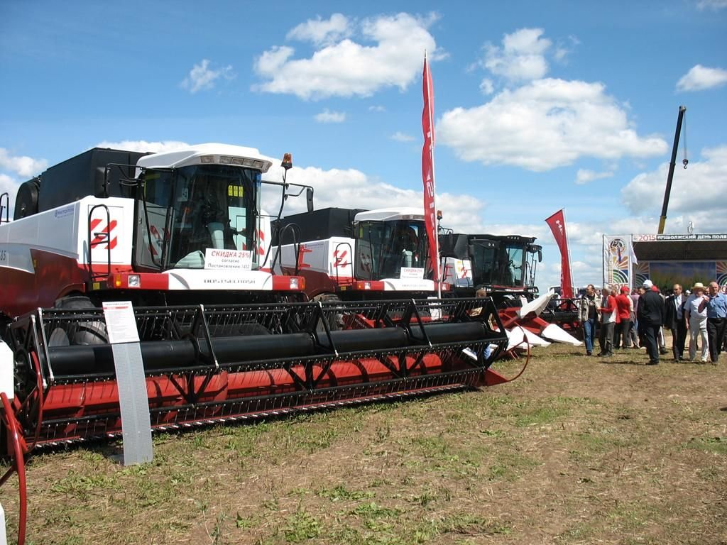 В Нижегородской области пройдет сельхозвыставка «День поля» - фото 1