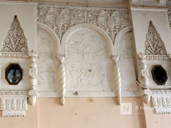 Единство двух эпох: как идет реставрация нижегородского Дворца творчества - фото 47