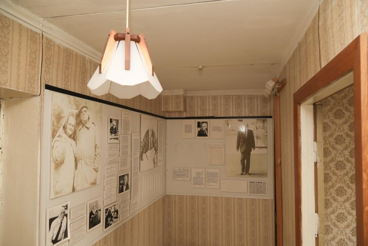 Музей-квартиру А. Д. Сахарова отремонтируют в Нижнем Новгороде к столетию академика - фото 1