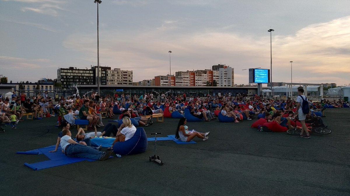 На спортплощадке «Спорт Порт» у стадиона Нижний Новгород состоится олимпийский день - фото 1