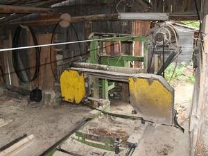 Работница пилорамы в Уренском районе лишилась четырех пальцев