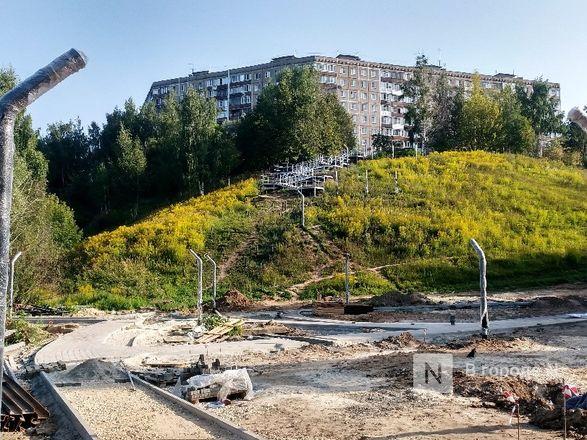Благоустройство Лопатинского оврага планируется завершить в начале сентября - фото 10