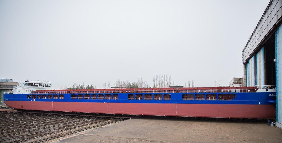 «Красное Сормово» спустит на воду сухогруз «Идель-3» - фото 1
