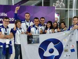 Нижегородцы победили на мировом чемпионате профессионального мастерства по стандартам WorldSkills