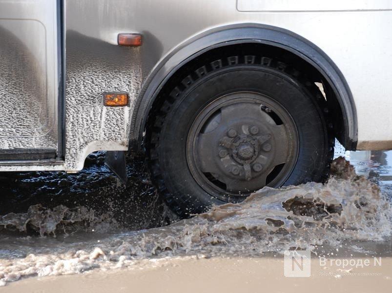 Из-за сильных дождей затоплена дорога в Уренском районе - фото 1