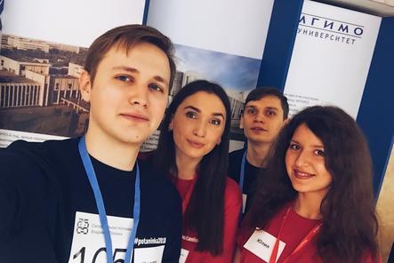 «Потанинские» стипендианты факультета экономики ВШЭ