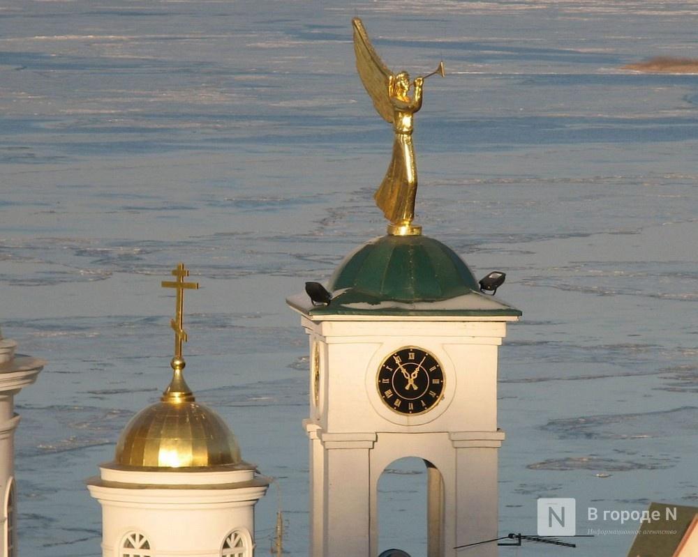 Хранители времени: самые необычные уличные часы Нижнего Новгорода - фото 47