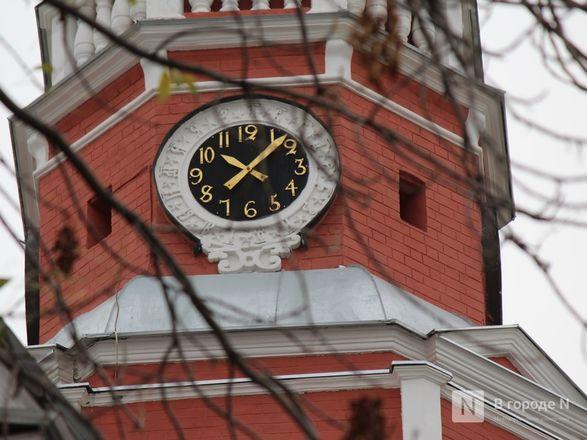 Хранители времени: самые необычные уличные часы Нижнего Новгорода - фото 11