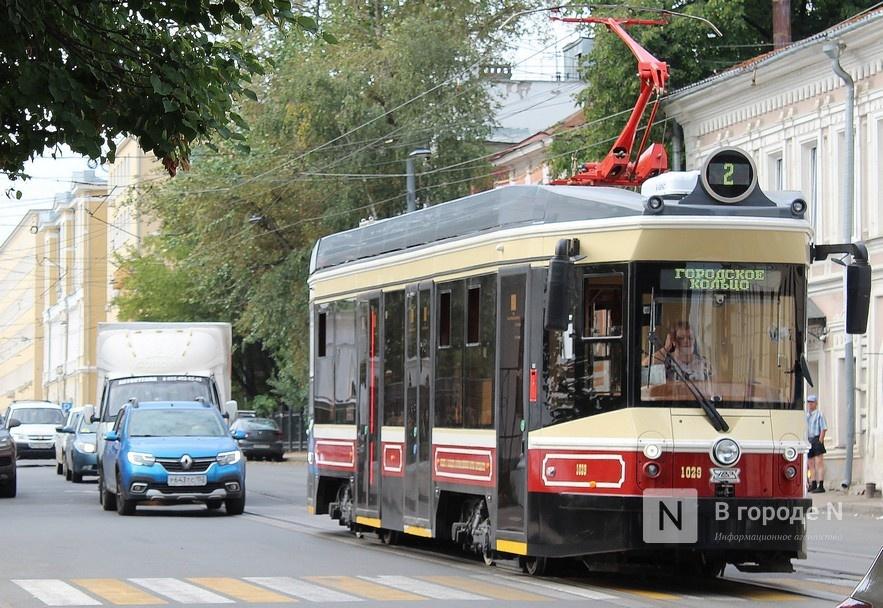 Все ретро-трамваи поступят в Нижний Новгород только к ноябрю - фото 1
