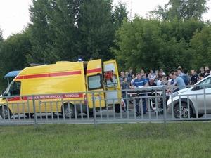 Женщина за рулем «Чери» сбила 17-летнюю девушку на Комсомольской площади