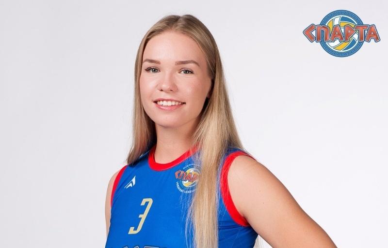 Юлия Синицкая остается в нижегородской «Спарте» - фото 1