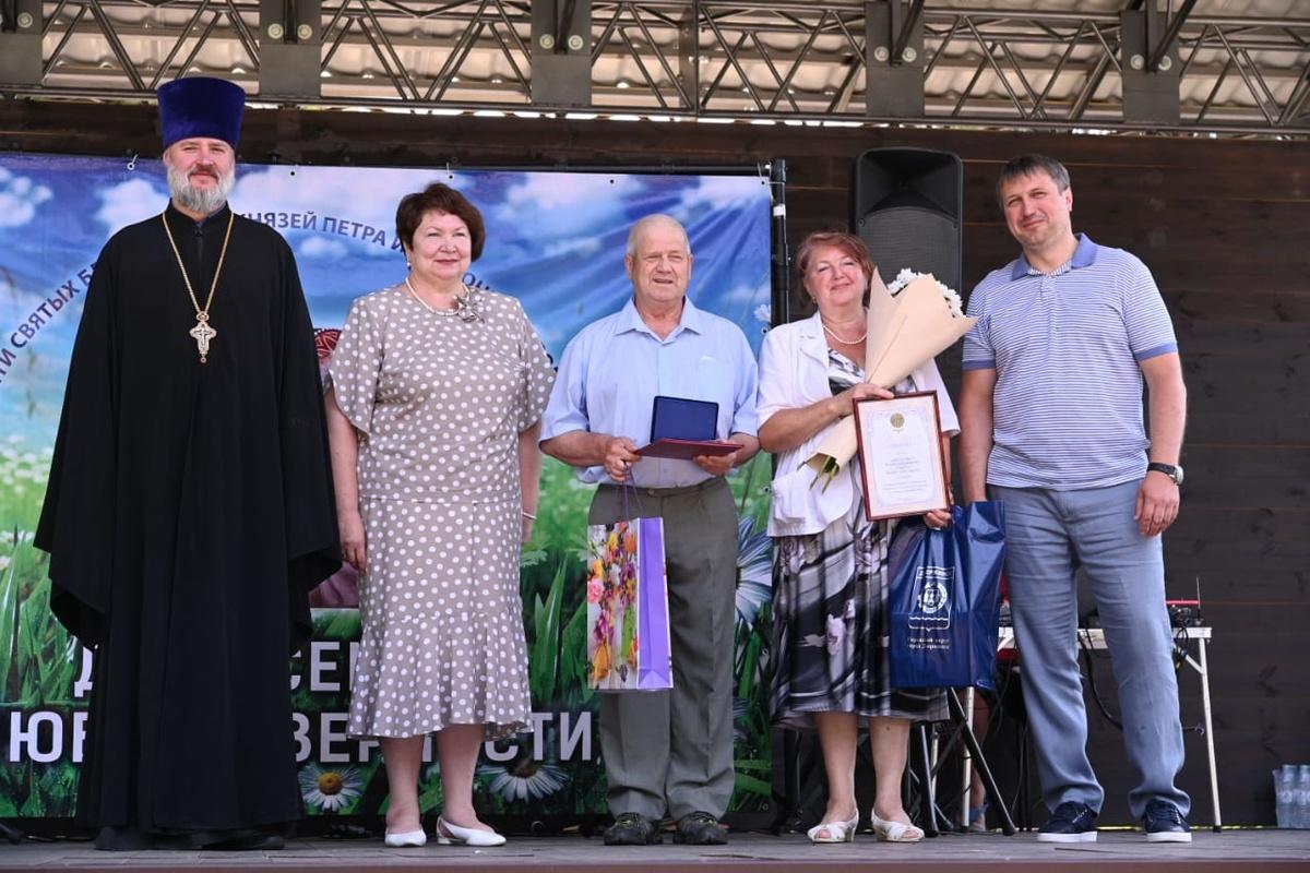 Фестиваль «Ромашковая поляна» прошел в Дзержинске - фото 1