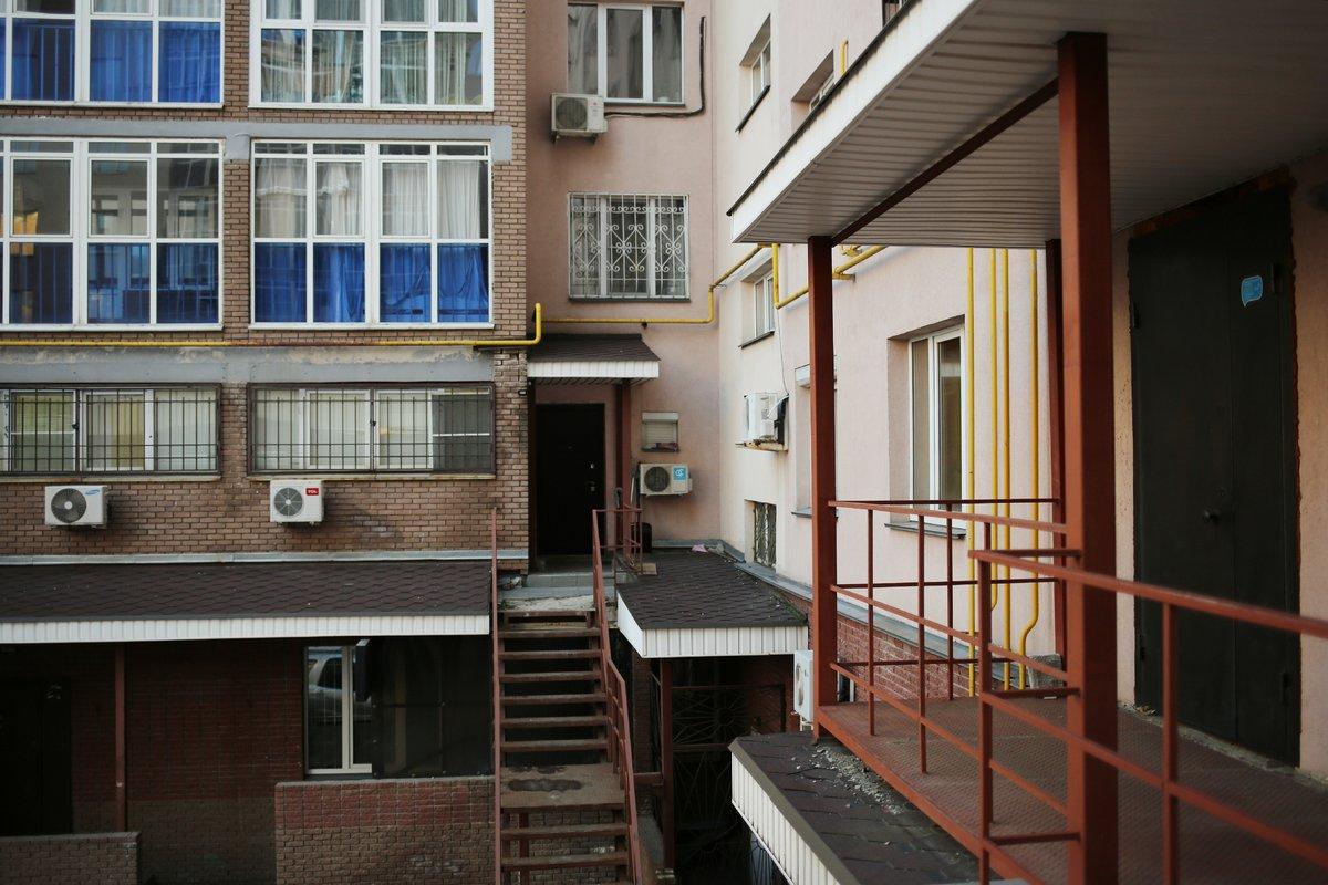 Высотку на Родионова, 197 к.5 в Нижнем Новгороде сдали через 12 лет после начала строительства - фото 1