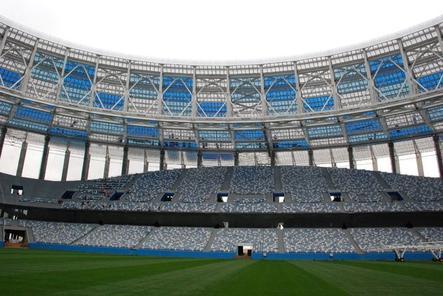 Глеб Никитин: «Стадион обязательно выйдет на самоокупаемость»