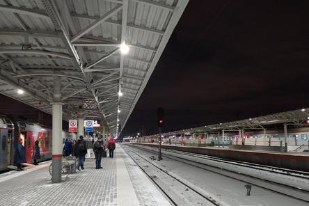 Дополнительные поезда для нижегородцев назначат в новогодние праздники