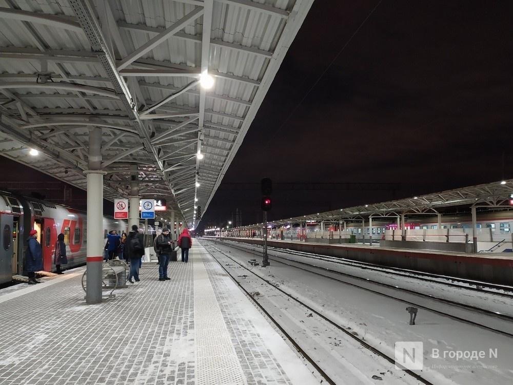 Дополнительные поезда для нижегородцев назначат в новогодние праздники - фото 1