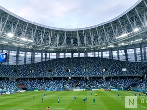 Стадион «Нижний Новгород» можно будет посетить онлайн
