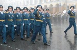 Парад Победы прошел в Нижнем Новгороде (ФОТО)