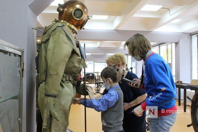 Нижегородский технический музей стал доступен незрячим людям - фото 13