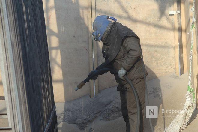 Как идет реставрация исторической ограды парка «Швейцария» - фото 18