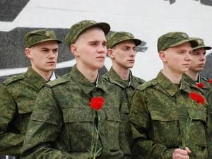 Более 3 000 нижегородских новобранцев пополнили ряды армии в весенний призыв