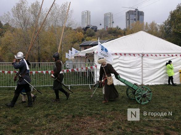 Нижегородцы стали участниками средневекового сражения  - фото 22