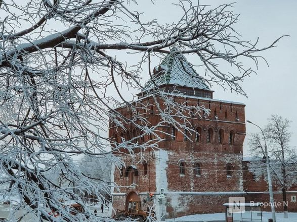 Как Нижний Новгород пережил аномально морозные дни  - фото 11