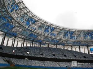 Большой футбол в Нижнем Новгороде приостановлен до 10 апреля