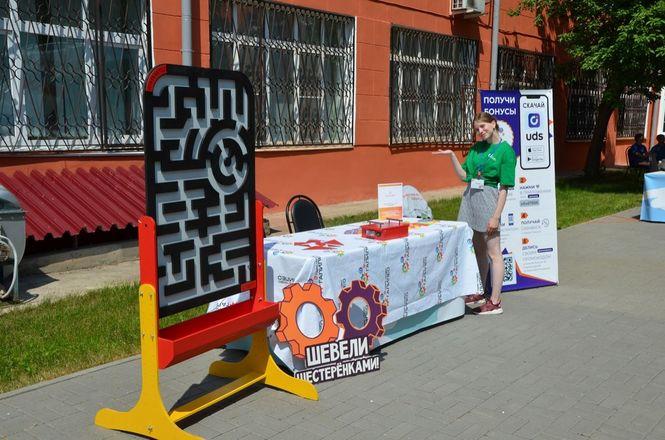 По стопам Кулибина: фестиваль изобретателей Rukami впервые прошел в Нижнем Новгороде - фото 32